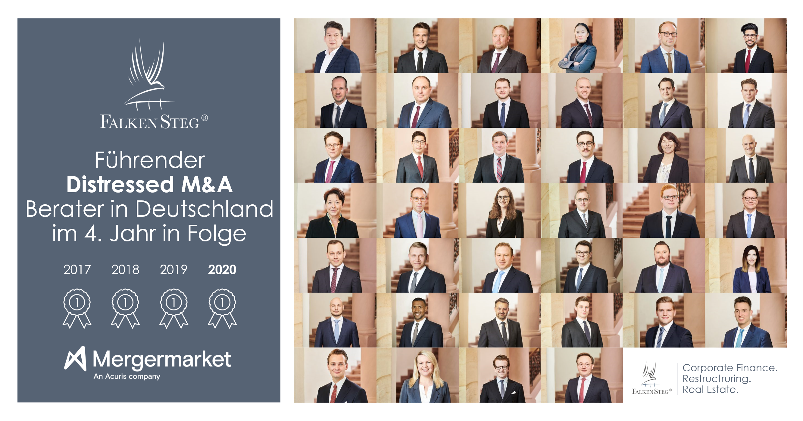 FalkenSteg_Distressed M&A Advisor_Deutschland